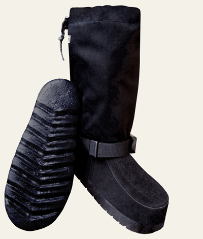 Mukluks Made For Coldest Places On Planet