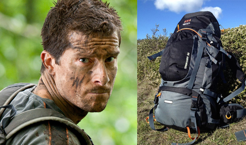 sports shoes 3e54e 82b4a First Look: Bear Grylls unveils line of Camping gear ...