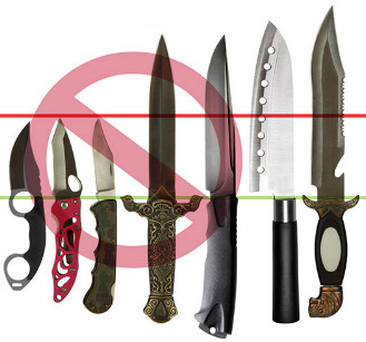 10 Knives You Can Soon Bring On A Plane