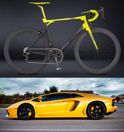 Stupidly Cool Unforgivably Expensive Lamborghini Bike Gearjunkie