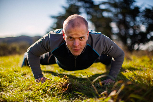 Tim ferriss training