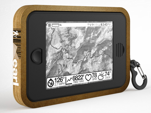 Ultimate Outdoor Computer Startup Unveils Tablet For