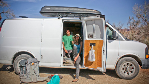 10 'Dirtbag' Climbers Convert Vans Into Mobile Homes | Page 2 ... on rat rod show car, motorhome with car, mobile car wash, mobile blue car, hybrid camper motorhome car, recreational car, animated car, mobile car service,