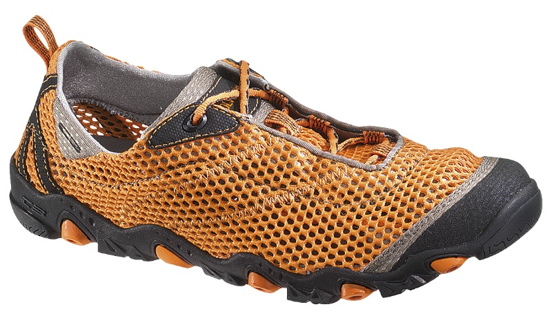 Creek Bed' is Multisport Shoe made for Mud and Water