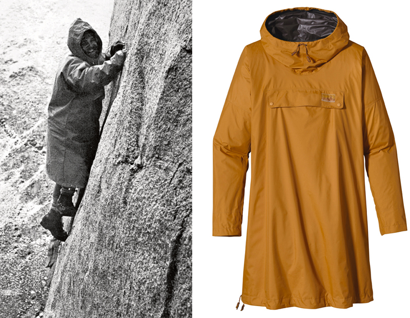 Rain Jacket Design From 1960s A Highlight In New Patagonia