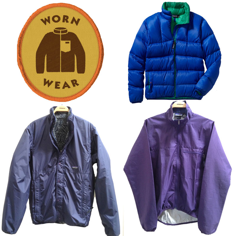 Thrift Store Patagonia Clothes