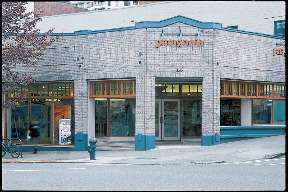 Patagonia Enters Thrift Shop Market