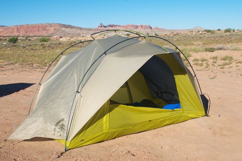 First Look Sierra Designs Tent Replaces Vestibules With u201cGear Garageu201d & First Look: Sierra Designs Tent Replaces Vestibules With u201cGear ...