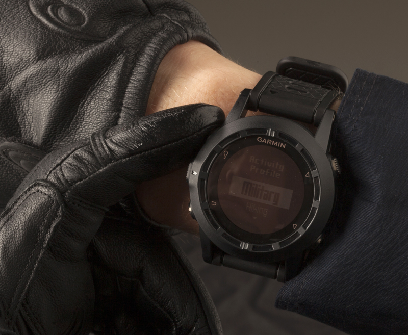 GPS Watch For Commandos, Real And Aspirational | GearJunkie