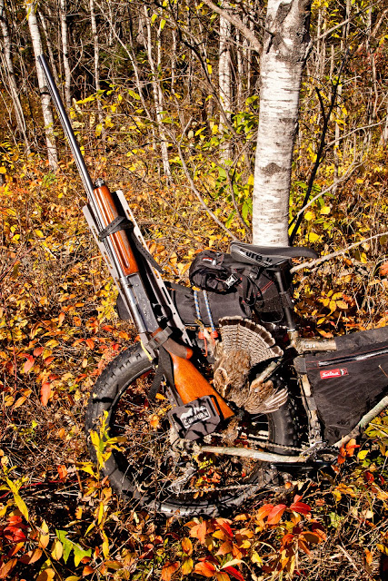Fat Bike For Hunters Put To Test