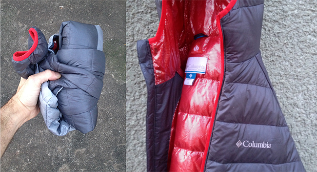First Look: Columbia 2014 Jacket Made With Special 'TurboDown ...