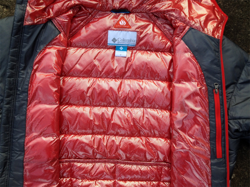 First Look: Columbia 2014 Jacket Made With Special 'TurboDown' Insulation
