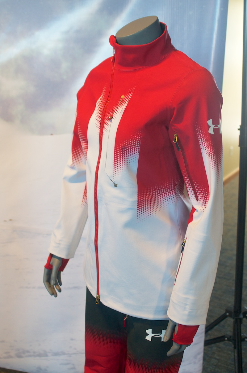 First Look Olympic Uniforms From Under Armour (U.S. And Canadian Teams)