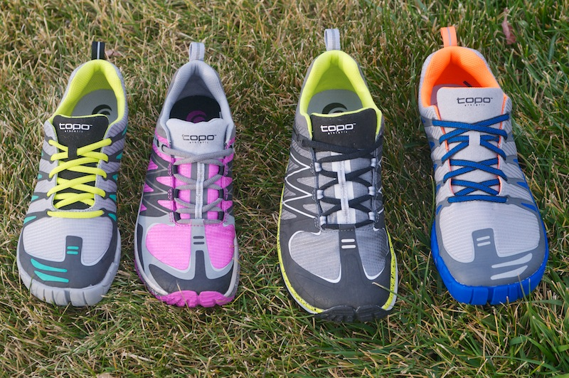 First Look: 2014 Topo Shoes Have No