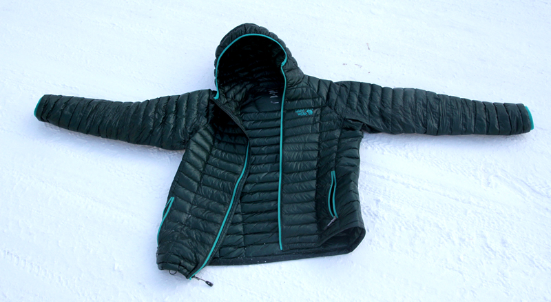 29c1c69a28a Review Of  Ghost Whisperer  Jacket From Mountain Hardwear
