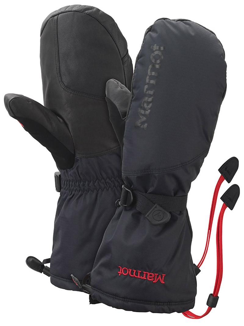 Mens down gloves - Marmot Expedition Mitts 115
