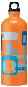 Sigg Switzerland's aluminum bottle