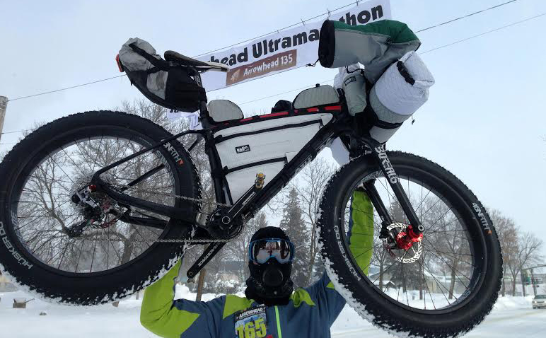 Ultralight Borealis Fat Bike Put Through Hell Comes Out Shining
