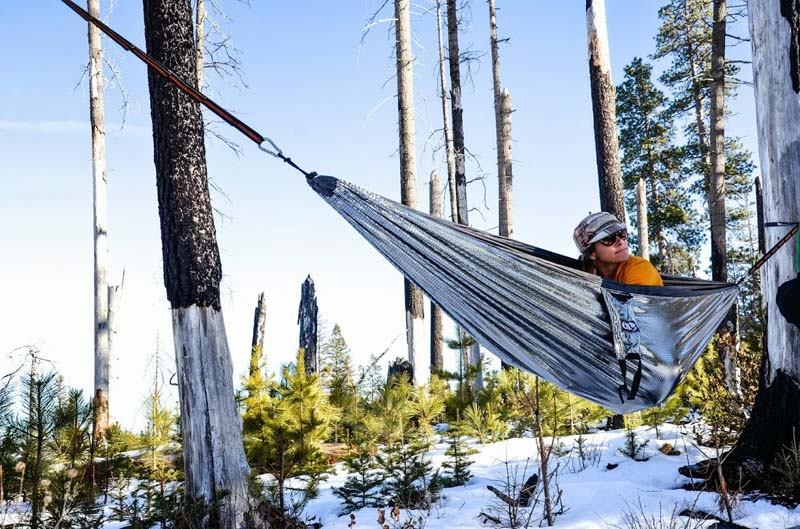the disco hammock is a collaboration between eno and betabrand and was conceived by betabrand  munity manager robbie wiedie in conjunction with the     disconium u0027 disco hammock is a groovy shiny sanctuary  rh   gearjunkie