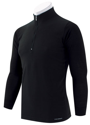 Zip Turtleneck