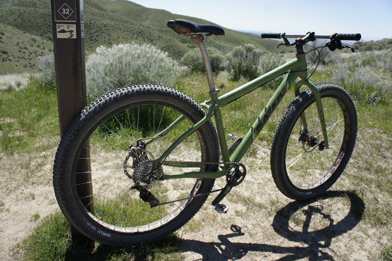 Move Over 29er… First Look At 31-Inch 'Monster' Mountain