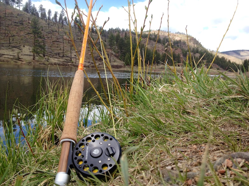 High End, Old School: Fiberglass \'Butterstick\' Fly Rod Has Retro ...