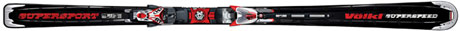 Supersport Superspeed ski