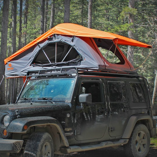 Rooftop Tents Taking Off? More Models Introduced Into ...