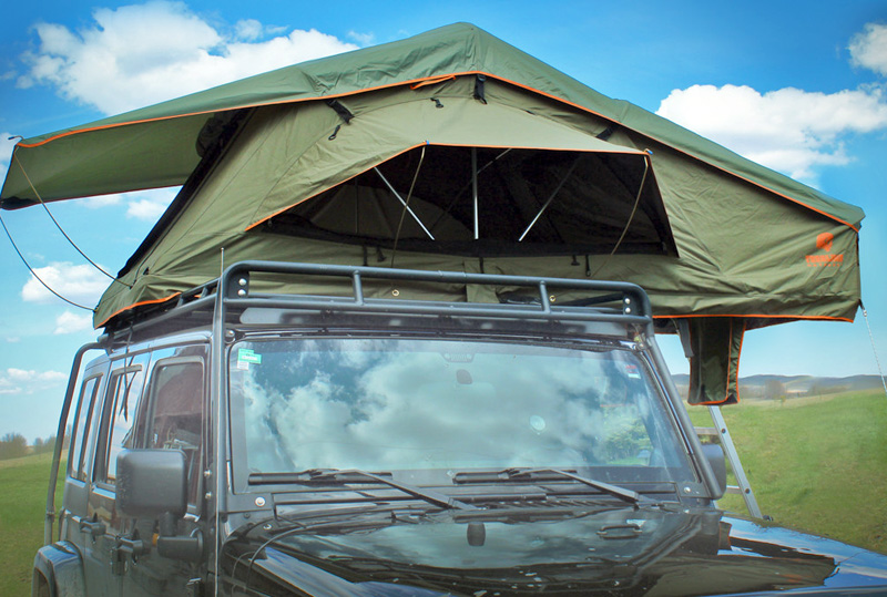 Rooftop Tents Taking Off More Models Introduced Into