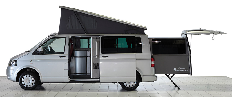 The Coolest Camping Van You Cant Buy In USA