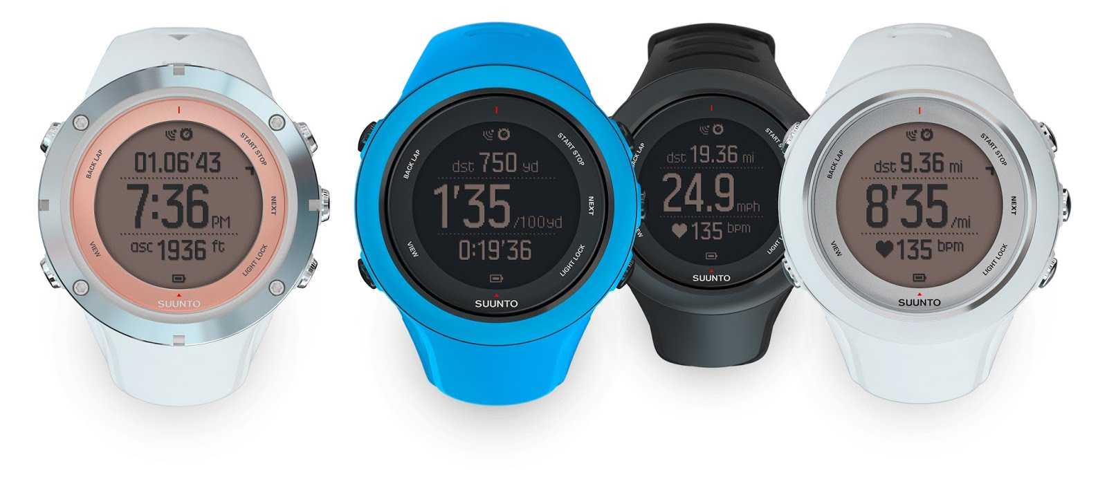 Suunto Watch Syncs With Phone App Makes Movie Of Your Training Ambit3 Sport Black Hr Gps For Multisport Route Gearjunkie