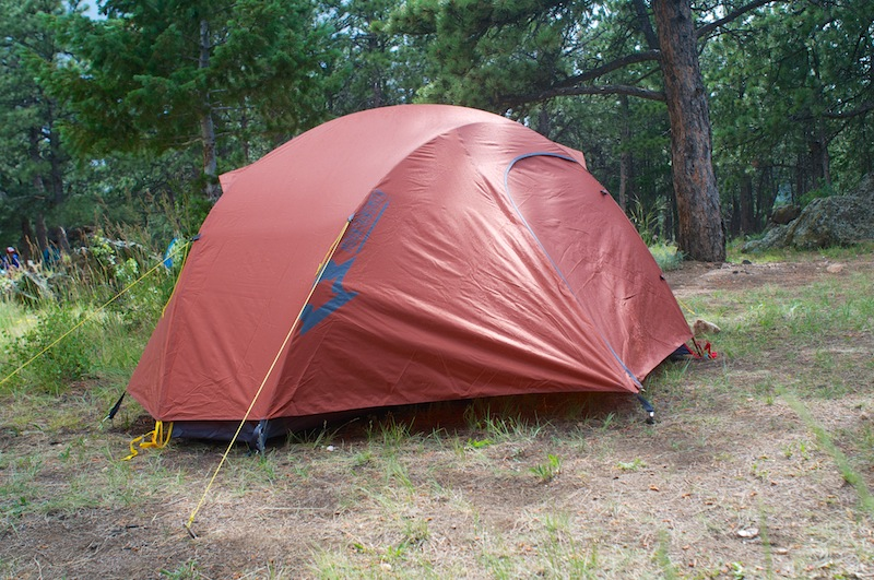 I spent a night c&ing in this to-be-released model and expect it to be a popular choice of those looking at one tent that can fill a lot of roles. & First Look: Mountainsmith u0027Mountain Domeu0027