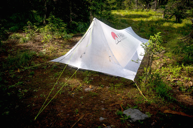 First Look Ultra Light Yama Tent Tested On Pacific