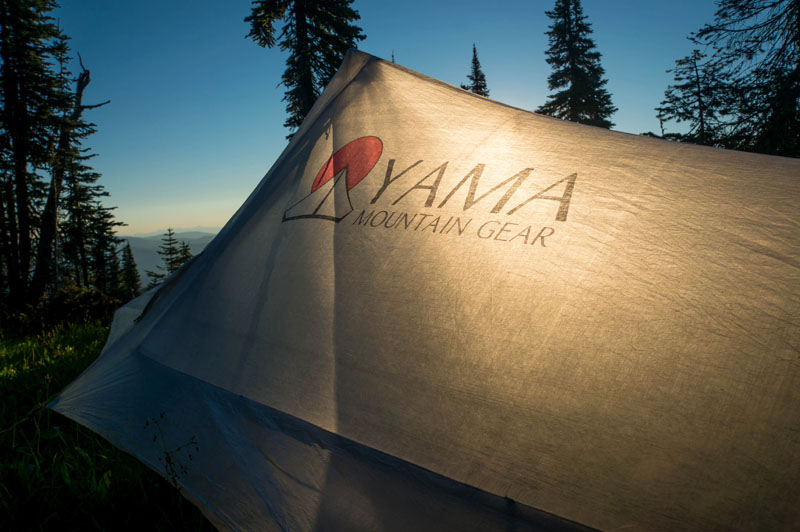 The Cirriform SW from Yama Mountain Gear is an ultralight single-wall backpacking tent. The production Cirriform SW integrates a 0.8-ounce Cuben fabric fly ... & First Look: Ultra-Light u0027Yamau0027 Tent Tested On Pacific Northwest Trail