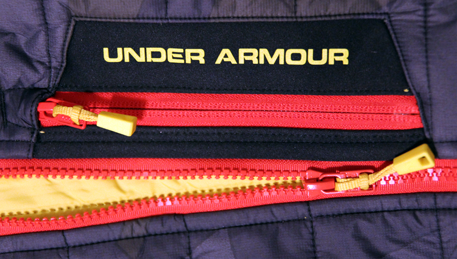 First Look Under Armour Magzip Gearjunkie