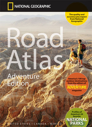 Road Atlas: Adventure Addition