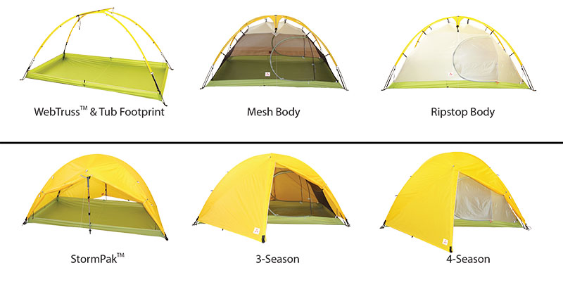 u0027Crossbowu0027 Is One Tent For All Seasons  sc 1 st  GearJunkie & Crossbowu0027 Is One Tent For All Seasons