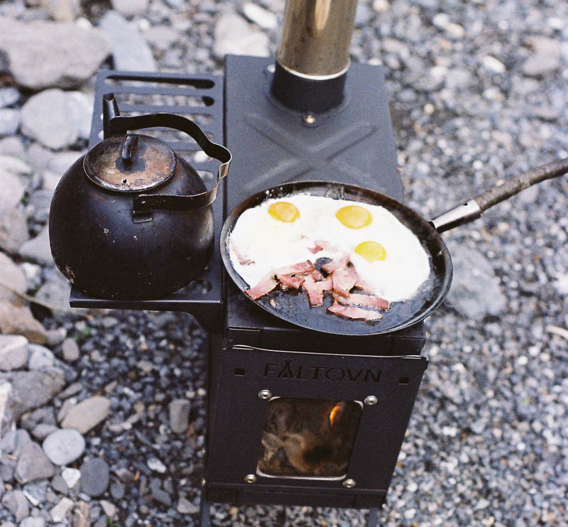 Portable Stove If Campfire Just Isn T Enough