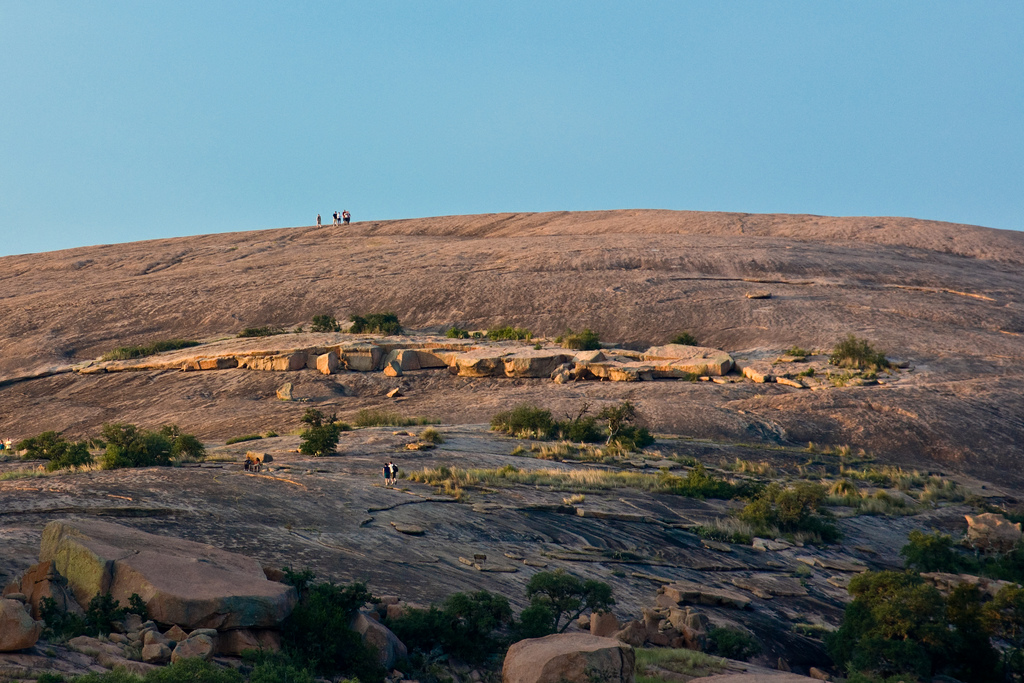 Enchanted Rock 11 Great North American Hikes