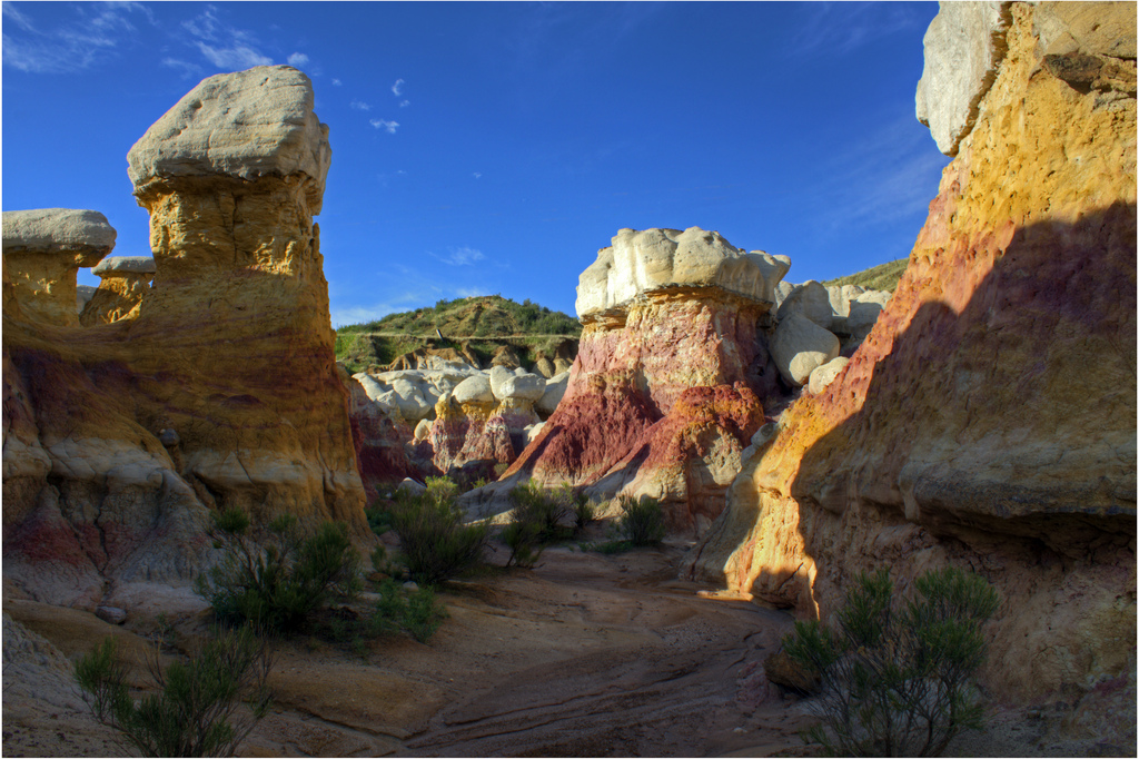 Paint Mines 11 Great North American Hikes
