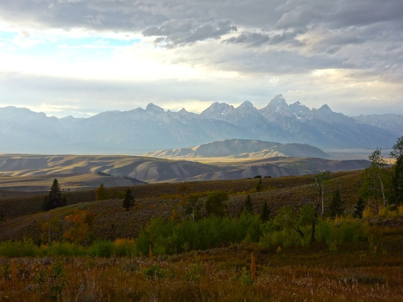 Sleeping Indian 11 Great North American Hikes