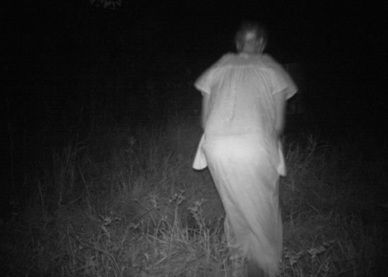 These Spooky Trail Cam Photos Will Send Shivers Down Your