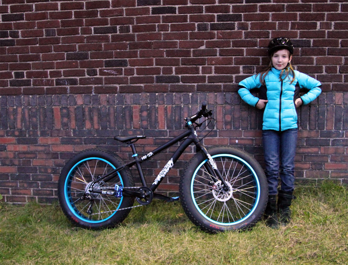 A Fat Bike For Kids And Parents Too
