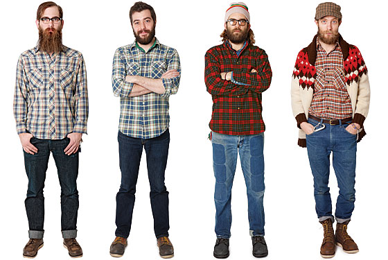 The rise of the 39 lumbersexual 39 Indie fashion style definition