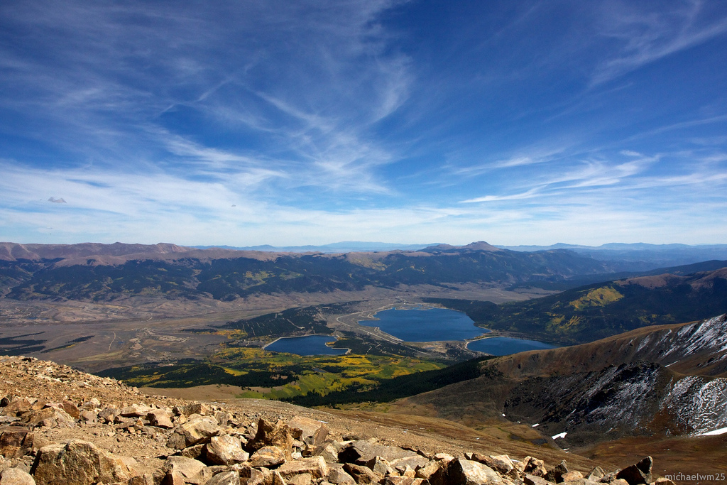 Mount Elbert Colorado 14er