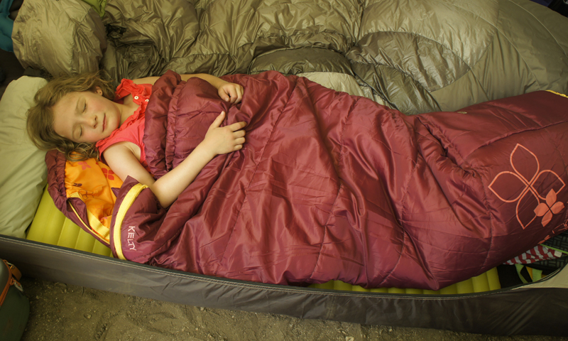 A Sleeping Bag That Grows With Your Child