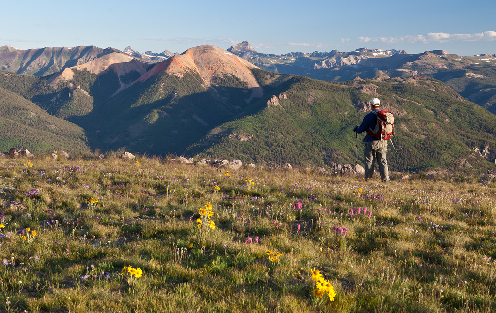 Continental Divide Trail long distance hike