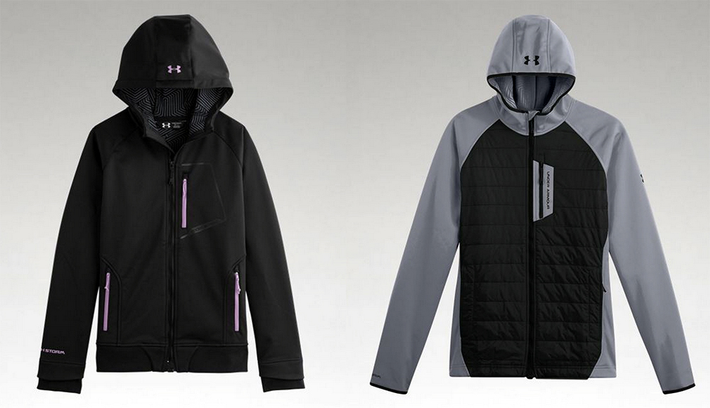 Giveaway: 'MagZip' Winter Jackets From Under Armour