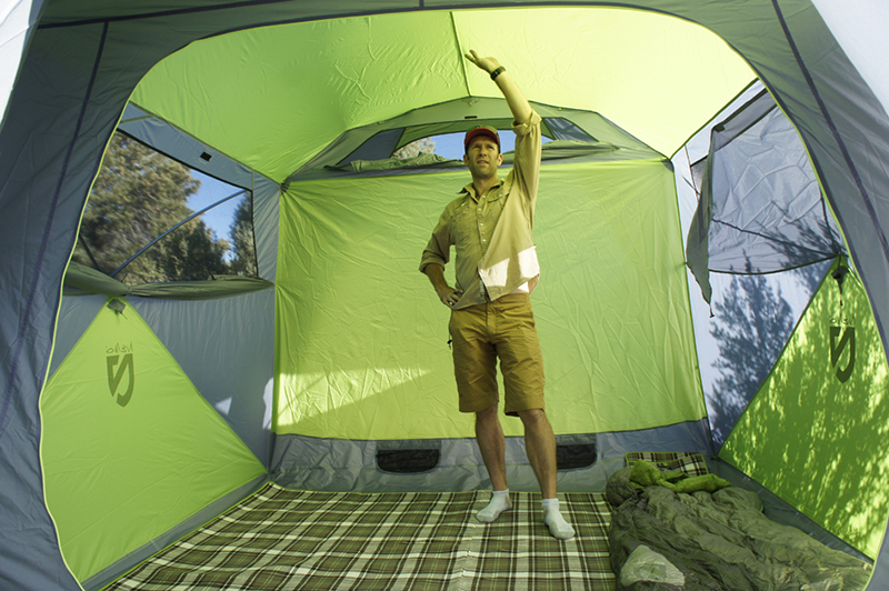 First Look Big Tall Tent From Nemo