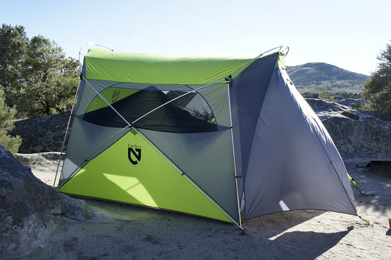 & First Look: Big Tall Tent From Nemo